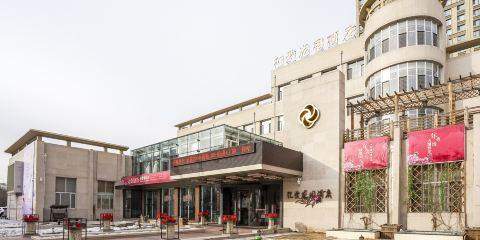 香港航空佳木斯匯愛花園酒店