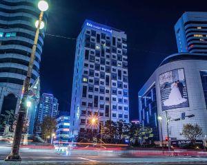 香港-釜山自由行 中華航空公司釜山海雲台宜大使宜必思快捷酒店