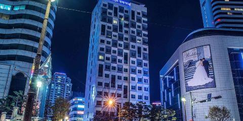 中華航空公司釜山海雲台宜大使宜必思快捷酒店