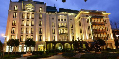 國泰航空+第比利斯大使酒店