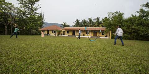 印度捷特航空公司德瓦拉斯魯瓦尼度假村