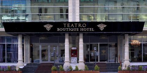 法國航空公司+劇院精品酒店