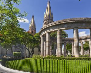香港-瓜達拉哈拉自由行 美國聯合航空瓜達拉哈拉威斯汀酒店