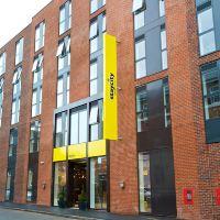 伯明翰紐荷爾廣場城市住宿公寓式酒店(Staycity Aparthotels Newhall Square Birmingham)