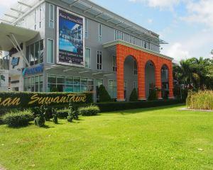 香港-布吉島 4天自由行 香港快運航空+班素旺塔威酒店