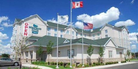 加拿大航空公司安大略欣庭希爾頓酒店
