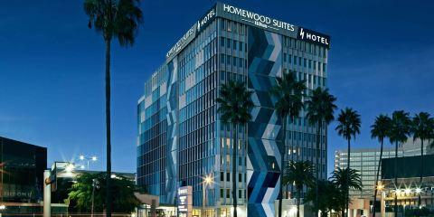 加拿大航空公司洛杉磯H酒店,希爾頓格芮精選酒店