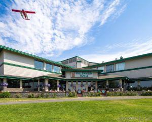 香港-安克雷奇自由行 美國達美航空公司安克拉治湖濱酒店