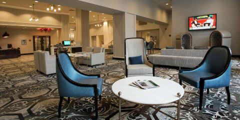 全日空航空+底特律市中心希爾頓逸林酒店--謝爾比堡