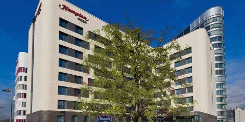 法國航空公司法蘭克福機場希爾頓歡朋酒店