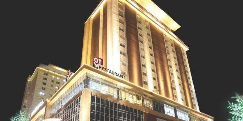 大韓航空蒙古烏蘭巴托城市中心華美達酒店