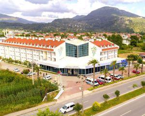 香港-達拉曼自由行 土耳其航空-達拉曼機場呂基亞度假酒店