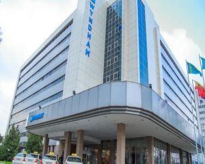香港-塔什干自由行 韓亞航空公司-温德姆塔什干酒店