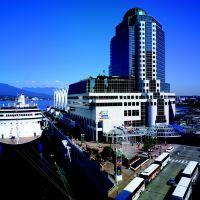溫哥華泛太平洋酒店(Pan Pacific Vancouver)
