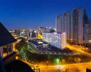 香港-海參崴自由行 Siberia Airlines-海參崴阿茲姆特酒店