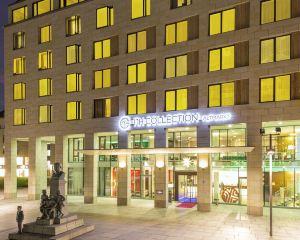 香港-德雷斯頓自由行 英國航空德雷斯頓阿爾特馬爾克特NH酒店集團