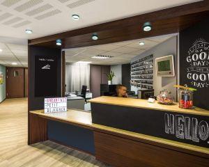 香港-雷恩 自由行 荷蘭皇家航空公司-雷恩市中心阿德吉奧公寓式酒店