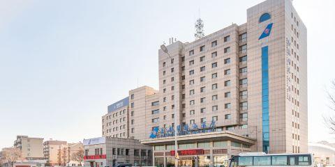 中國國際航空公司大連南航明珠大酒店