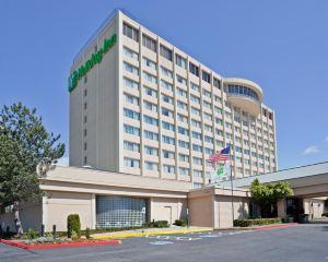 香港-西雅圖自由行 加拿大航空公司希爾頓西雅圖機場酒店和會議中心