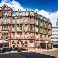 法蘭克福艾美度假酒店(Le Méridien Frankfurt)