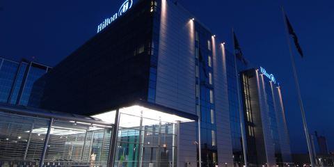 英國航空赫爾辛基機場希爾頓酒店