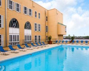香港-新奧爾良自由行 加拿大航空公司-新奧爾良希爾頓河景酒店