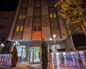 香港-內夫謝希爾自由行 土耳其航空-七兄弟酒店