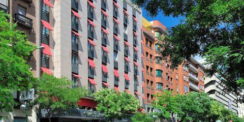 印度捷特航空公司馬德里索馬温齊酒店