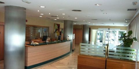 國泰航空巴拉哈斯機場NH酒店