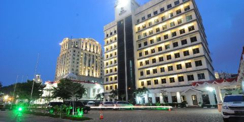 國泰港龍航空+棉蘭大酒店