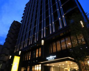 香港-大阪自由行 釜山航空大阪本町微笑尊貴酒店