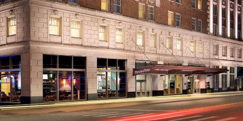 美國航空公司底特律市中心希爾頓逸林酒店--謝爾比堡