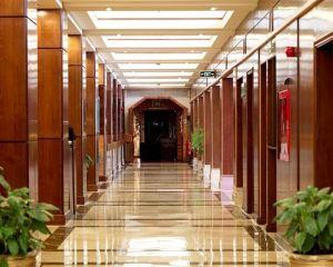 香港-伊斯蘭堡自由行 中國國際航空公司-伊斯蘭堡萬豪酒店