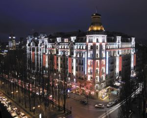 香港-基輔自由行 荷蘭皇家航空公司基輔普瑞米爾宮酒店