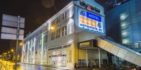 英國航空+薩爾茨堡豪普巴霍夫A&O酒店