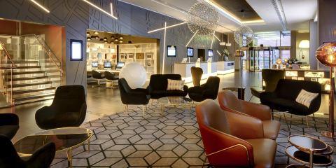 瑞士國際航空鉑爾曼倫敦聖潘克拉斯酒店
