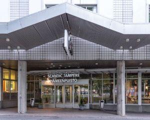 香港-坦佩雷自由行 芬蘭航空公司-坦佩雷漢曼普西託斯堪迪克酒店