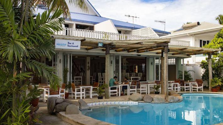 水瓶海灘酒店