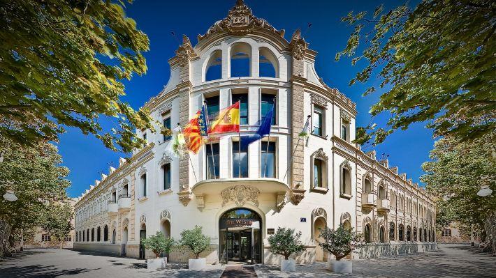 瓦倫西亞威斯丁酒店