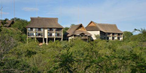南非航空+維多利亞大瀑布撒法裏俱樂部酒店