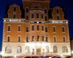香港-伏爾加格勒自由行 俄羅斯航空-伏爾加格勒賈樂麗公園酒店