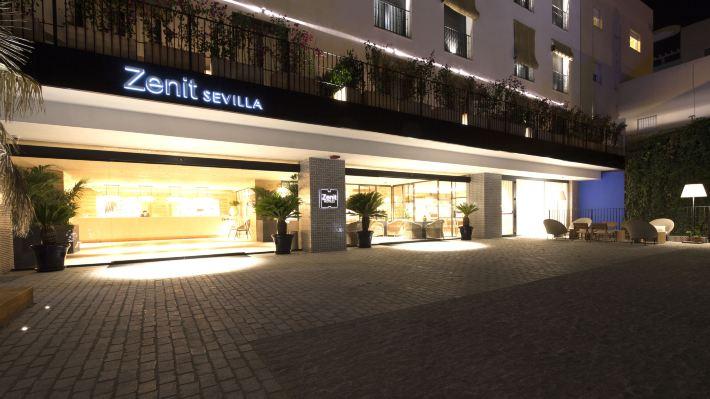 塞維利亞澤尼特酒店