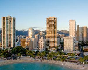 香港-夏威夷·火奴魯魯自由行 加拿大航空公司-阿斯頓威基基海灘大廈酒店