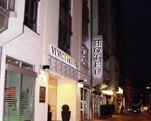 香港-慕尼黑自由行 英國航空-慕尼黑市中心維瓦迪酒店
