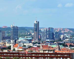 香港-維爾紐斯自由行 德國漢莎航空全景酒店