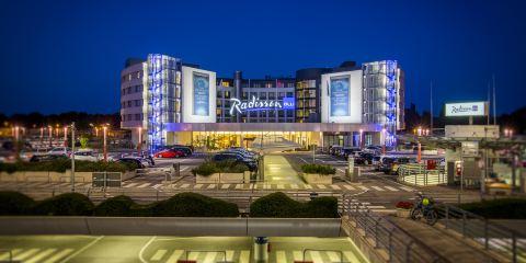 瑞士國際航空+漢堡機場麗笙酒店