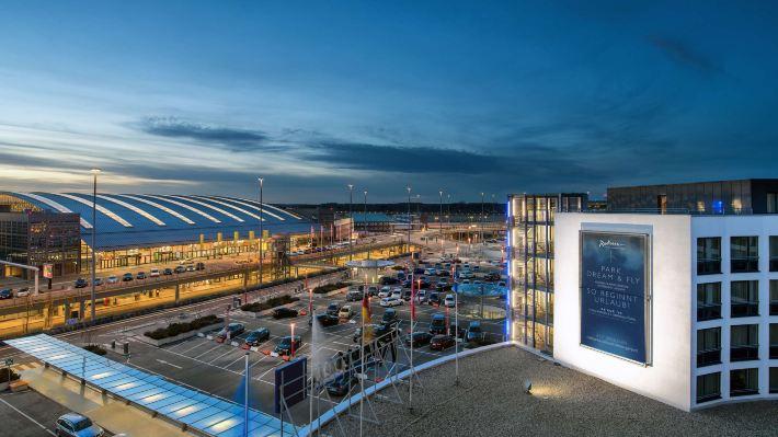 漢堡機場麗笙酒店