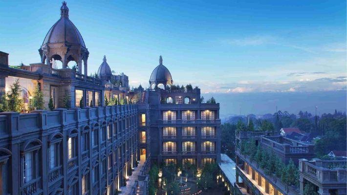 GH萬隆環球酒店