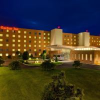 羅馬機場花園客棧酒店(Hilton Garden Inn Rome Airport)