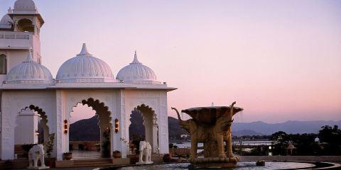 印度航空公司烏代布爾宮殿麗笙度假村酒店